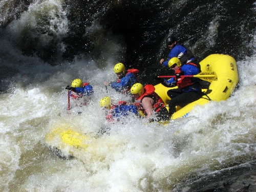 Boulder Rafting Closest Whitewater Rafting To Boulder