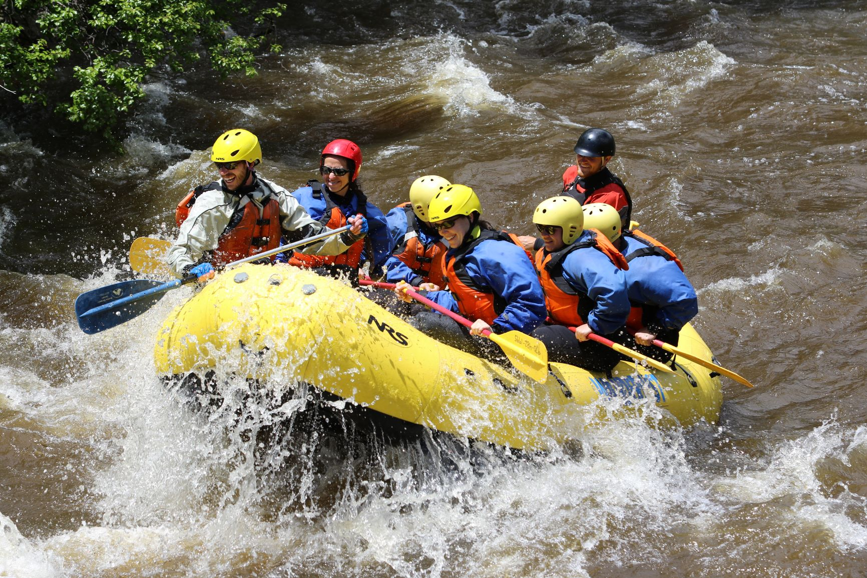 Fort Collins Rafting Closest Whitewater Rafting To Fort Collins